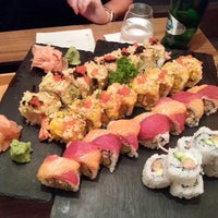 Photo taken at Yami Sushi House by Mario on 8/8/2014
