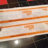 Photo taken at Cinema City by Cosmin Ionuţ V. on 2/15/2014