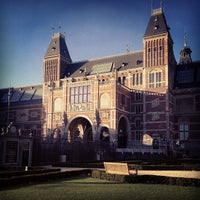 Photo taken at Rijksmuseum by Ekaterina on 5/1/2013