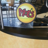 Photo taken at Moe's Southwest Grill by Ricky L. on 6/28/2016