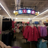 Photo taken at Old Navy by Ricky L. on 11/23/2012