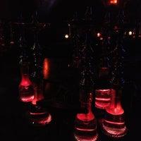 Photo taken at Azuza Hookah Lounge & Cafe by Seda on 12/3/2012