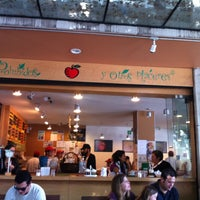 Photo taken at Frutos Prohibidos by Louie M. on 12/2/2012