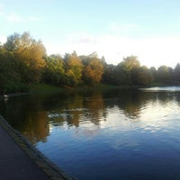 Photo taken at Sefton Park by Luciano H. on 10/5/2012