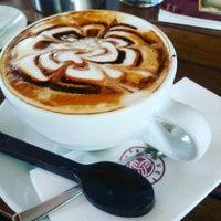 2/10/2017 tarihinde Gizem G.ziyaretçi tarafından Kahve Dünyası'de çekilen fotoğraf