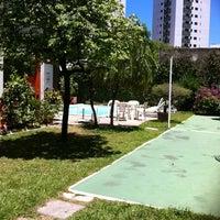 Photo taken at Hostel Boa Viagem by Eduardo O. on 10/26/2012
