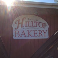 Photo taken at Hilltop Bakery by Aaron J. on 5/25/2013