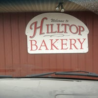 Photo taken at Hilltop Bakery by Aaron J. on 4/12/2013