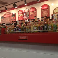 Photo taken at Firehouse Subs by Aaron J. on 4/8/2013