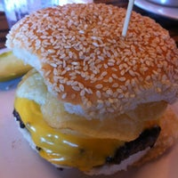 Photo taken at Bobby's Burger Palace by Alfredo P. on 1/6/2013