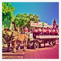 Photo taken at Solvang Park by Jei R. on 9/15/2012