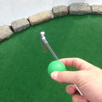 Photo taken at Cape Escape Adventure Golf by Brian on 9/1/2013