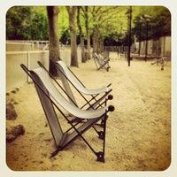 Снимок сделан в Jardin des Dunes et des Vents пользователем Arnaud M. 5/11/2013