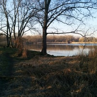 Photo taken at Malchower See by tilmann g. on 3/19/2015