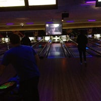 Photo taken at AMF Wantagh Lanes by Ann Marie O. on 11/24/2012