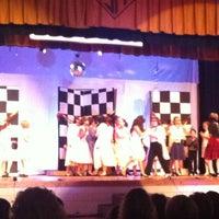 Photo taken at St. Hubert's Catholic High School For Girls by MICHAEL RYAN L. on 1/12/2013