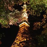 Снимок сделан в Tokyo Shiba Tofuya Ukai пользователем Yosu 12/1/2012