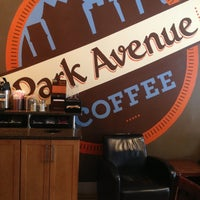 Photo taken at Park Avenue Coffee by Jake S. on 6/5/2013