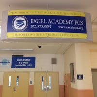 Photo taken at Excel Academy Public Charter School by Wendy C. on 7/13/2012