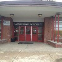 Photo taken at Montessori School 31 by Eugene L. on 4/18/2013