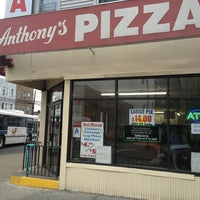 Photo taken at Anthony's Pizza by Eugene L. on 3/11/2013