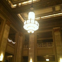 Photo taken at Peabody Opera House by Stacy P. on 11/11/2012
