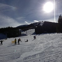 Photo taken at The Maggie at Peak 9 Base by Anthony V. on 3/2/2013
