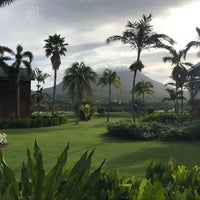 Photo taken at Four Seasons Resort Nevis, West Indies by Anthony V. on 11/23/2017