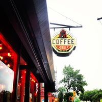 Photo taken at Gorilla Coffee by Edward F. on 5/19/2013