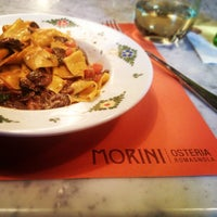 Photo taken at Osteria Morini by Edward F. on 12/21/2012