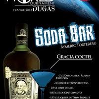 Photo prise au Soda Bar par Diplomatico Rum le1/25/2013