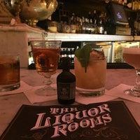 Foto scattata a The Liquor Rooms da Diplomatico Rum il 10/26/2016