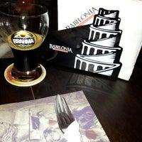 Foto tirada no(a) Babilônia Gastronomia por Luiz O. em 7/28/2013