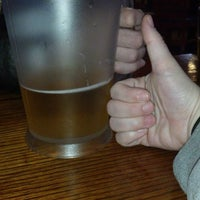 Photo taken at Roundhead's Pizza Pub by Brian M. on 2/23/2013