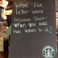 Photo taken at Starbucks by Alex R. on 10/15/2012