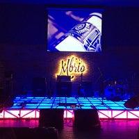 Photo taken at Markas Karaoke, Pool & Cafe by Alvin C. on 10/25/2014