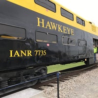 Photo taken at Hawkeye Express by Bob R. on 11/4/2017