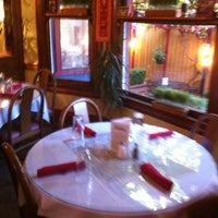 Photo taken at Sherpa's Adventure Restaurant & Bar by Steve O. on 9/30/2012