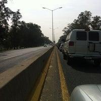 Photo taken at Av. Adolfo López Mateos Sur by Jay C. on 10/29/2012