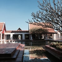 Photo taken at Sukhothai Heritage Resort by pyaa.s ♥. on 11/22/2016