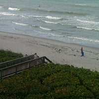 Photo taken at DoubleTree Suites by Hilton Hotel Melbourne Beach Oceanfront by Doc T. on 6/2/2013