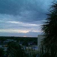 Photo taken at DoubleTree Suites by Hilton Hotel Melbourne Beach Oceanfront by Doc T. on 6/4/2013