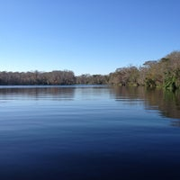 Photo taken at St. John's River by Todd P. on 12/27/2012