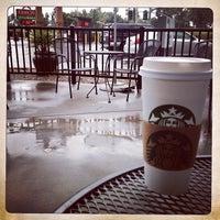 Photo taken at Starbucks by Jonny A. on 1/26/2013