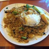Photo taken at Bangkok Noodles & Thai BBQ by Jason K. on 7/25/2013