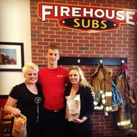 Photo taken at Firehouse Subs by Greg L. on 7/23/2013