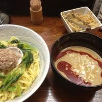 Photo taken at 麺屋竹馬 by Atsushi K. on 8/3/2013