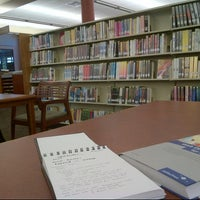 Photo taken at Twin Hickory Area  Library by Mokhamad N. on 12/1/2012