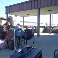 Photo taken at Richmond - Staples Mill Road Amtrak Station (RVR) by Mokhamad N. on 11/8/2012