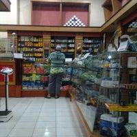 Photo taken at Apotik Kondang Waras by Unggul K. on 11/20/2012